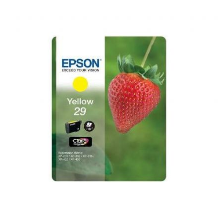 Epson 29 Ink Cartridge - Yellow